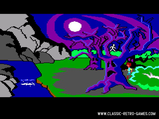 Black Cauldron remake screenshot