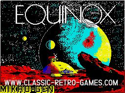 Equinox original screenshot