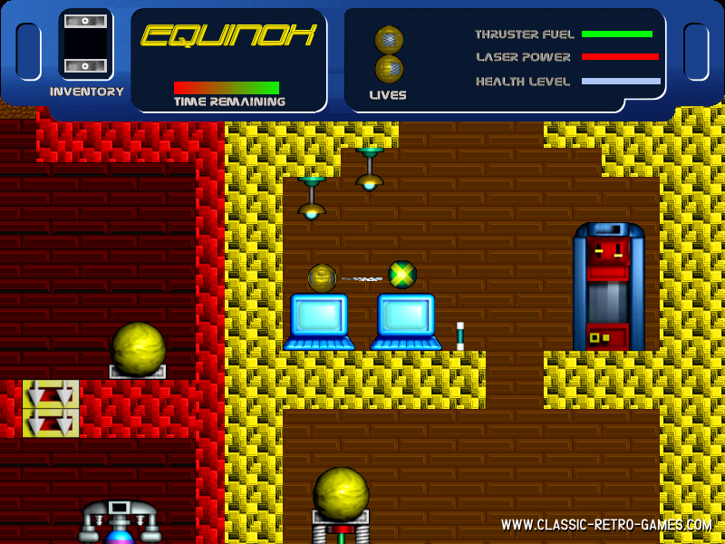 Equinox remake screenshot
