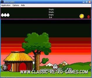 Dizzy Lives remake screenshot