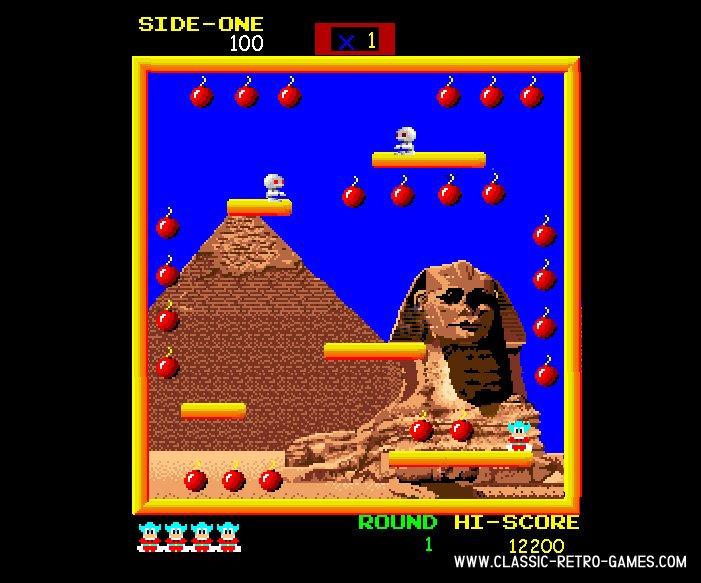 Bomber jack, bomb jack amiga game / games download adf lemon.