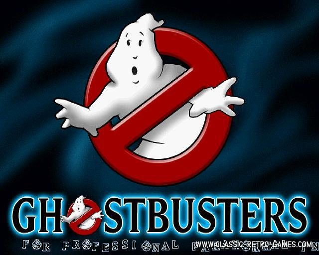 GhostBusters remake screenshot