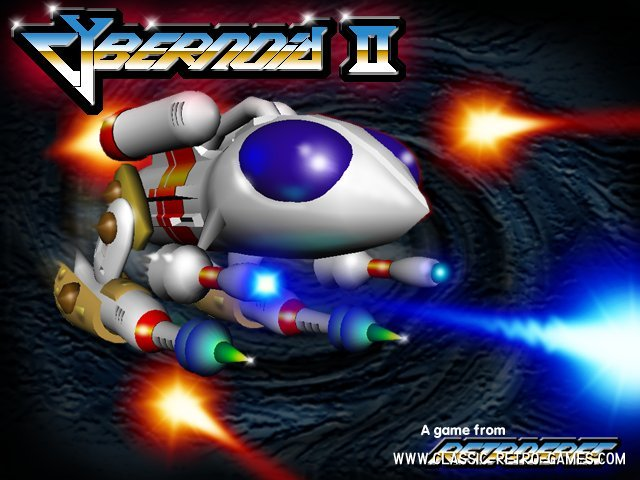Cybernoid 2: The Revenge remake