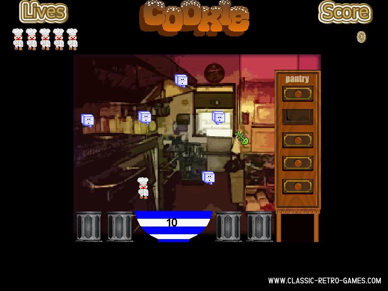Cookie (3) remake screenshot