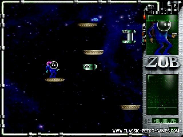 Zub remake screenshot