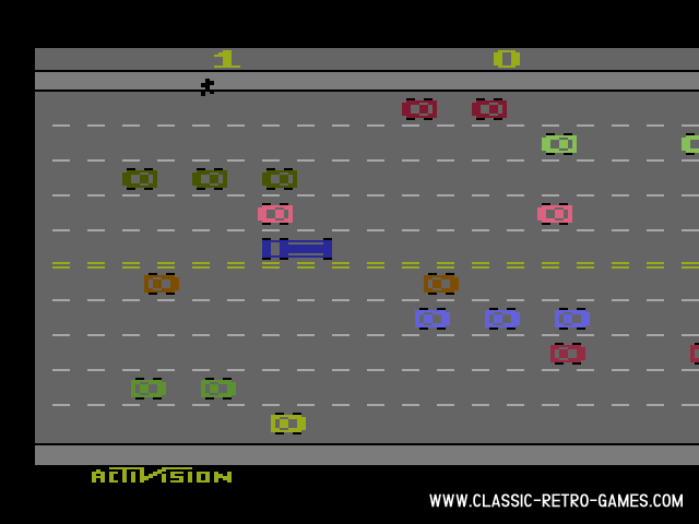Freeway remake screenshot