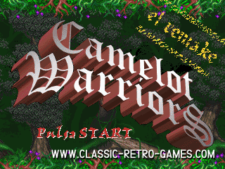 Camelot Warriors remake