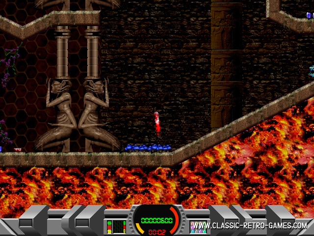 Exile (II) remake screenshot