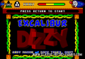 Remake of Dizzy: Excalibur