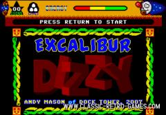 Dizzy: Excalibur