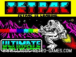 Jetpac original screenshot