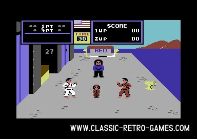 Karate Champ original screenshot