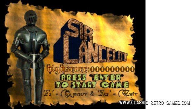 Sir Lancelot remake screenshot