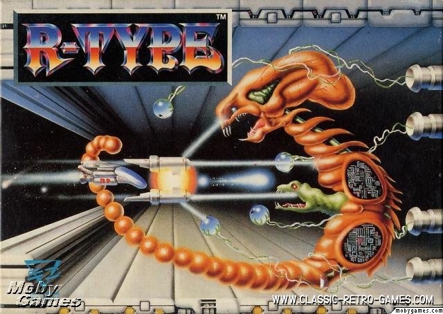 R-Type original screenshot