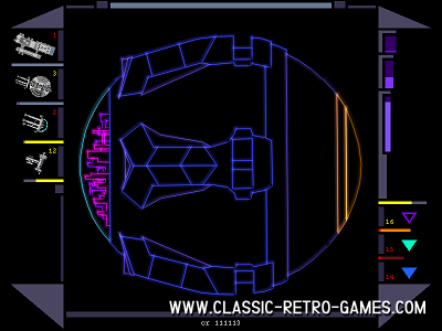 Cosmos remake screenshot