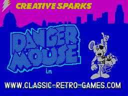 Danger Mouse original screenshot