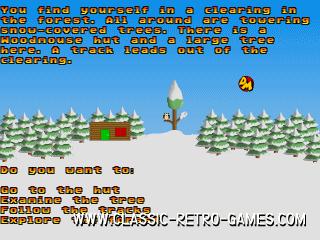 Danger Mouse remake screenshot
