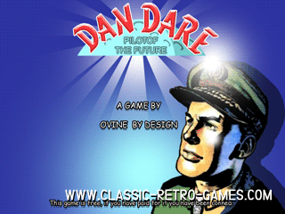 Dan Dare remake