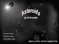 Remake of Asteroids (4)