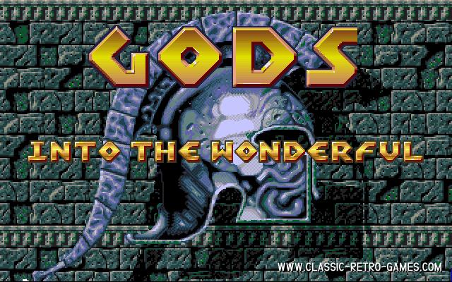 GODS remake screenshot