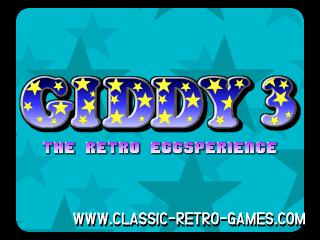 Giddy 3 original screenshot