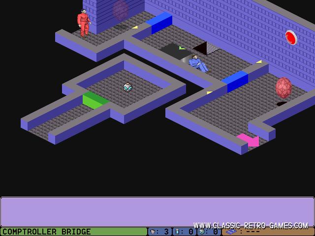 D/Generation remake screenshot