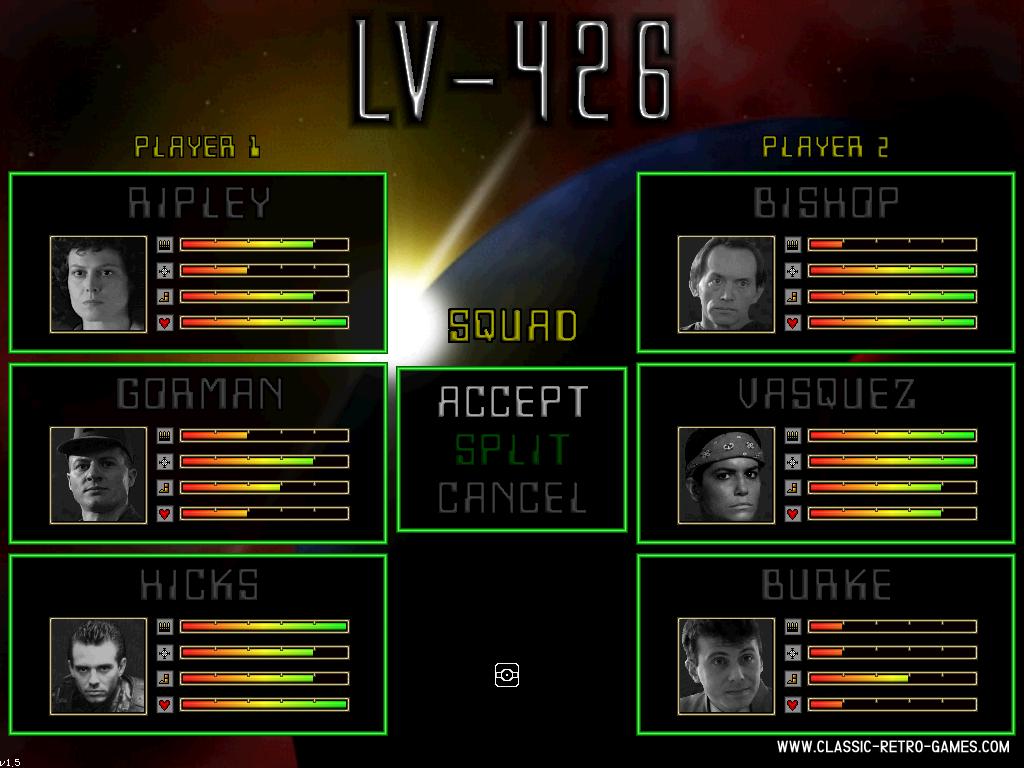 Aliens remake screenshot