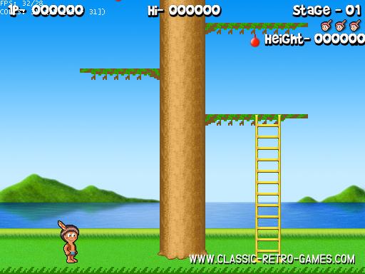 Magical Tree remake screenshot