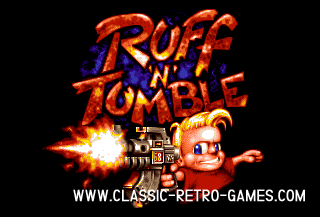 Ruff 'n' Tumble original screenshot