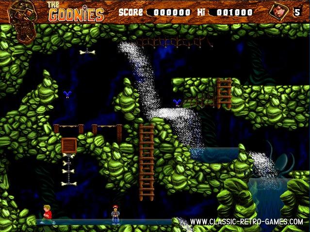 The Goonies remake screenshot