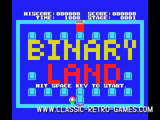 Binary Land original screenshot