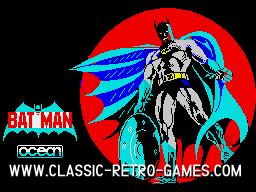 Batman original screenshot