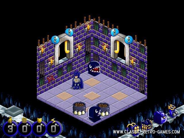 Batman remake screenshot