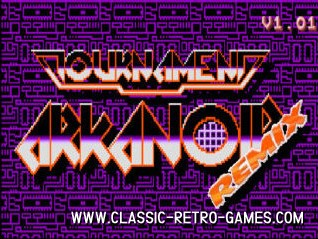 Arkanoid remake