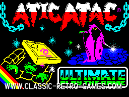 Atic Atac original screenshot