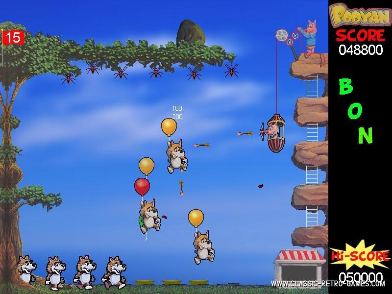 Pooyan remake screenshot