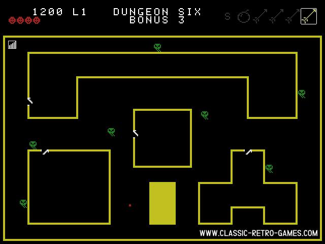 Venture remake screenshot