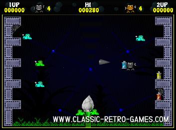 PSSST remake screenshot