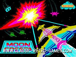Moon Cresta original screenshot