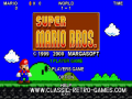 Super Mario Bros. (with 2 player mode)