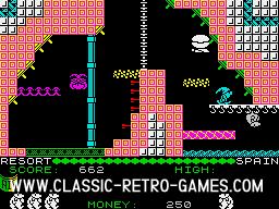Auf Wiedersehen Monty: On the Run original screenshot