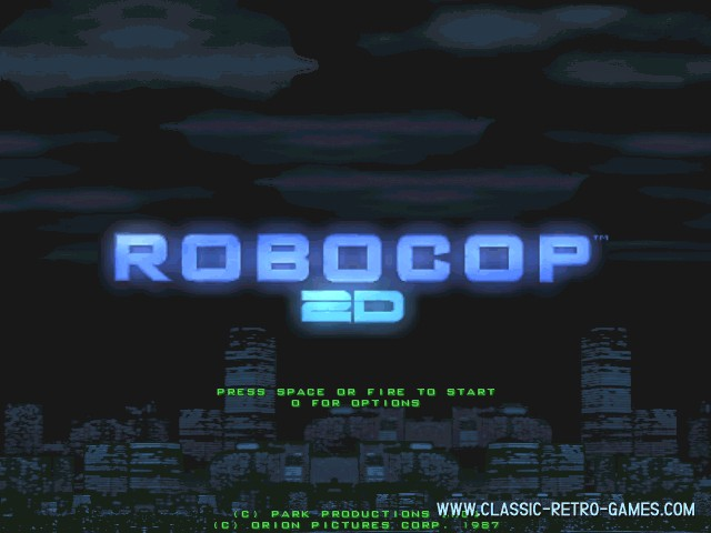 Robocop remake screenshot