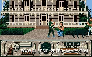 Wild Streets original screenshot