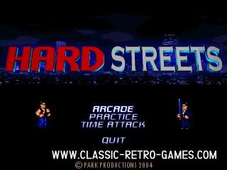 Wild Streets remake screenshot
