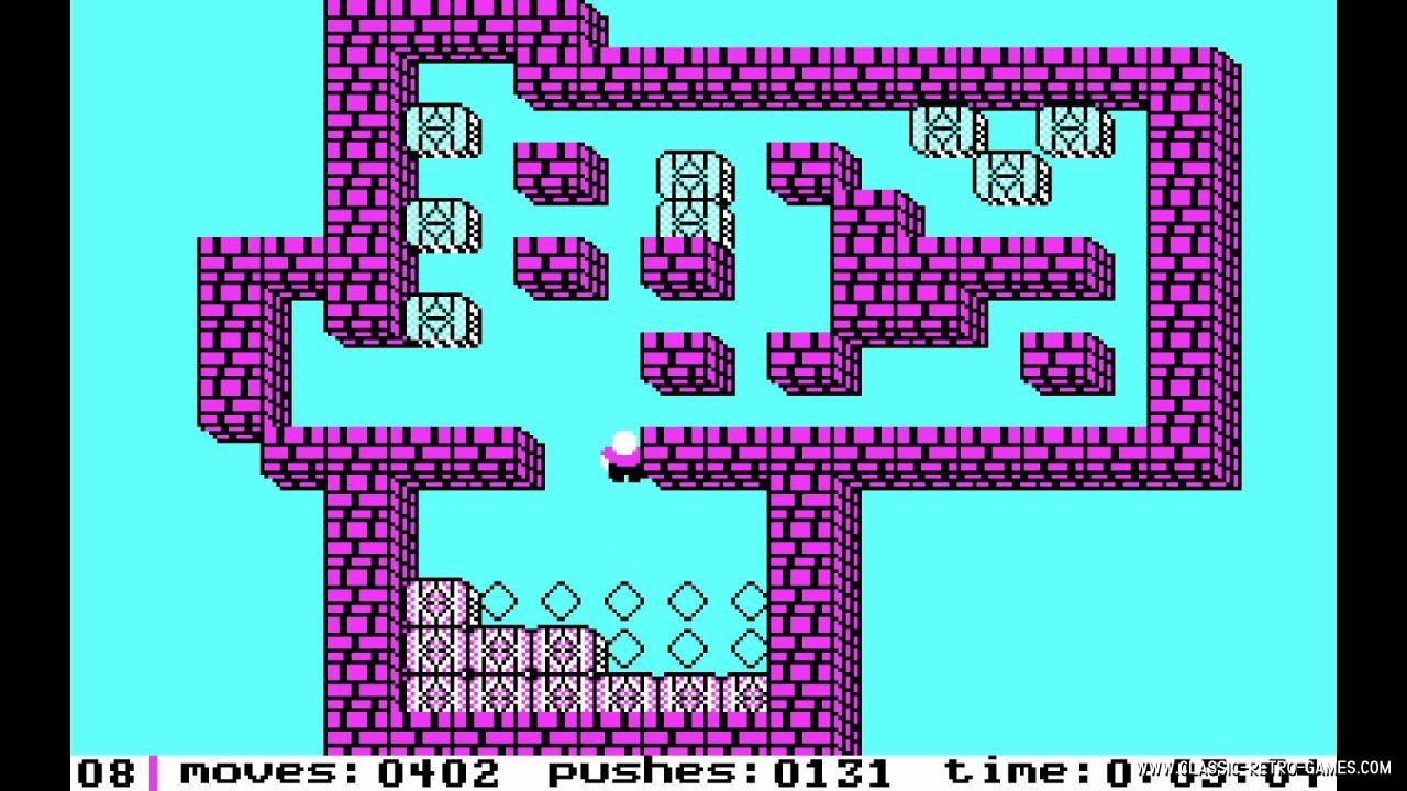 Soko-Ban Armageddon original screenshot