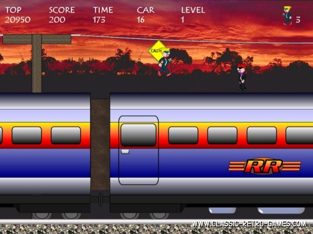 Stop the Express remake screenshot