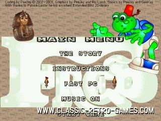 Fred remake screenshot