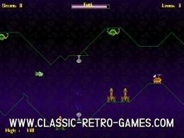 Scramble (2) remake screenshot