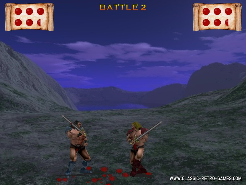 Barbarian Returns remake screenshot
