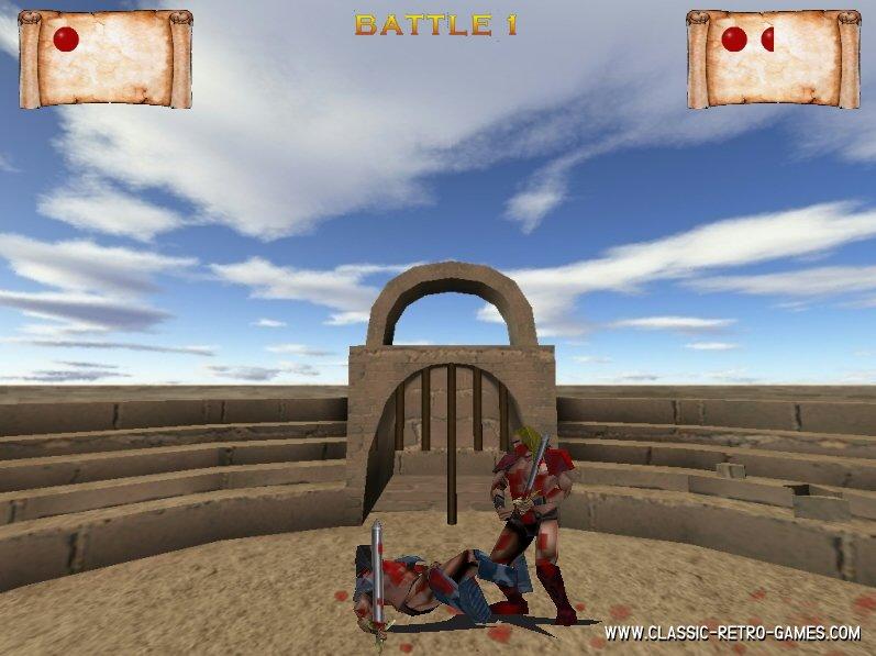 Barbarian Returns remake screenshot